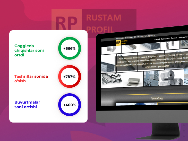 Rustam Profil