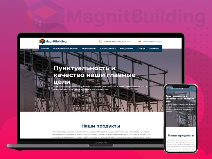 Magnit Building